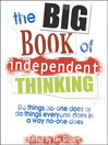 The Big Book of Independent Thinking (eBook)
